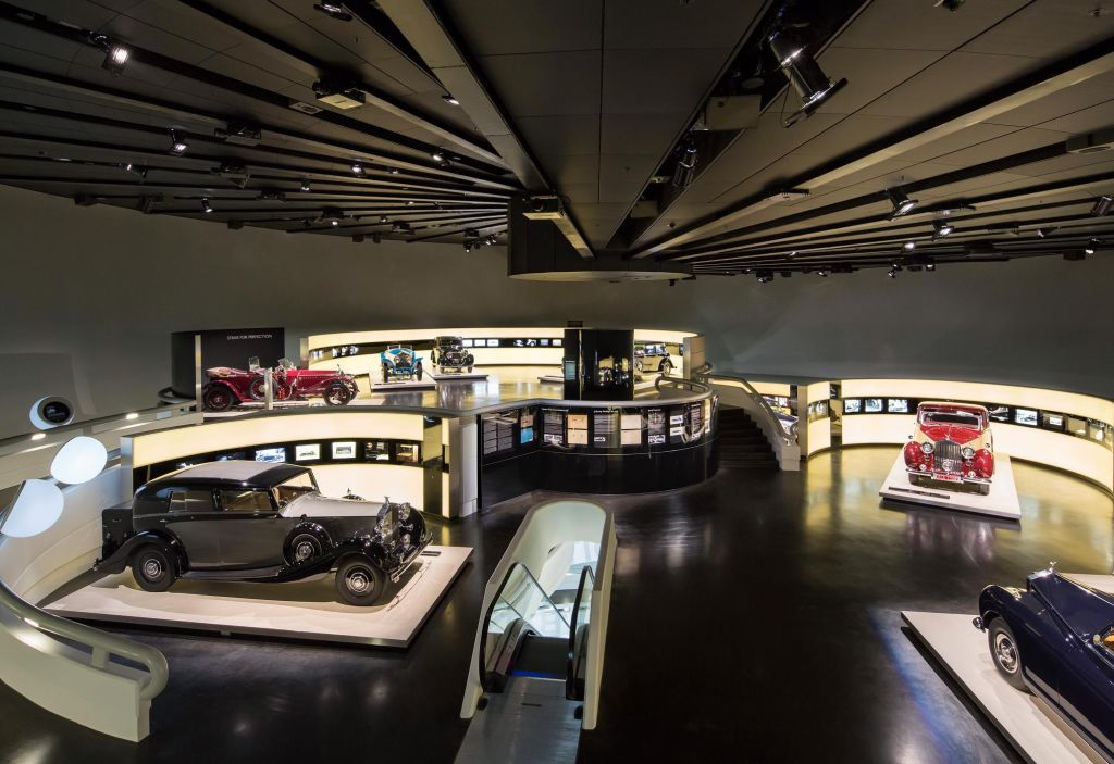 first ever rolls royce exhibition opens at bmw museum in munich motoring museums 39 lighthouse. Black Bedroom Furniture Sets. Home Design Ideas